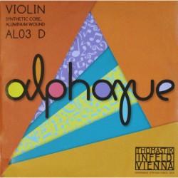 CORDA THOMASTIK ALPHAYUE VIOLINO 4/4 AL03 RE III