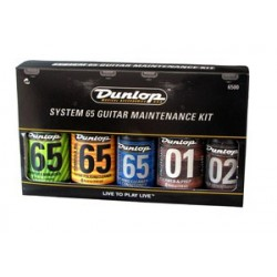 DUNLOP SYSTEM 65 GUITAR TECH KIT 6500