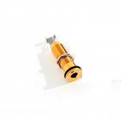CONNETTORE END PIN JACK SJ40G GOLD