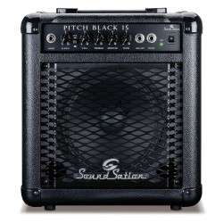 AMPLIFICATORE SOUNDSATION PITCH BLACK-15 15W