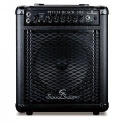 AMPLIFICATORE SOUNDSATION PITCH BLACK-30R 30W