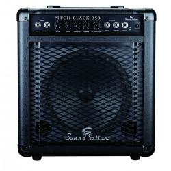 AMPLIFICATORE SOUNDSATION PITCH BLACK-35B PER BASSO 35W