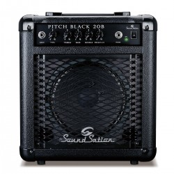 AMPLIFICATORE SOUNDSATION PITCH BLACK-20B PER BASSO 20W