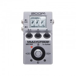 PEDALE ZOOM MULTISTOMP MS50G