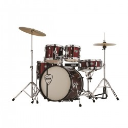 BATTERIA PEACE VULCANIAN DP-105-22CH-C -25 WINE RED PELLI REMO