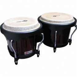 "BONGOS SOUNDSATION SB01-DW 6""+7"" DARK WOOD HW-BK"