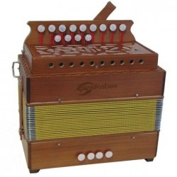 ORGANETTO SOUNDSATION SAC-1304G-WD LEGNO IN SOL