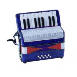 MINI FISARMONICA SOUNDSATION ST-178B BLUE