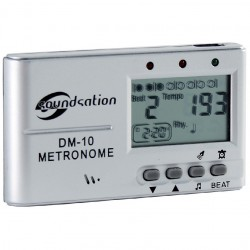 METRONOMO DIGITALE SOUNDSATION DM-10