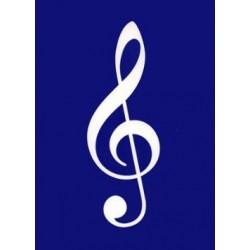 CARTELLINA DA MUSICA