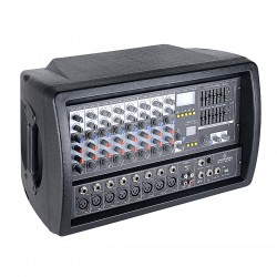 MIXER AMPLIFICATO SOUNDSATION PMX-8UBT CON MP3 E BLUETOOTH