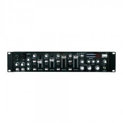 MIXER DUE ZONE HILL AUDIO ZPR2820 4 STEREO INPUT