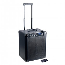PA SYSTEM SOUNDSATION A BATTERIA BLACKPORT-80BTR CON BLUETOOTH