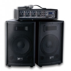 PA SYSTEM SOUNDSATION PA-120MKII CON MP3 PLAYER
