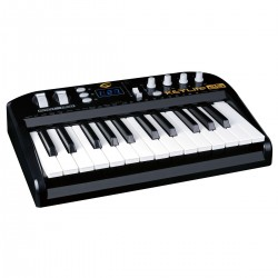 CONTROLLER SOUNDSATION MIDI USB A TASTIERA KEYLITE-25