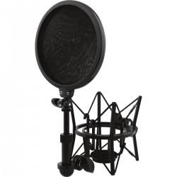 Studio Microphone Schockmount & POP Filter system SM18P