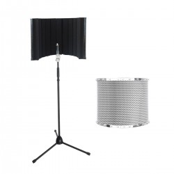 SOUNDSATION MICROPHONE ACOUSTIC SCREEN AS10