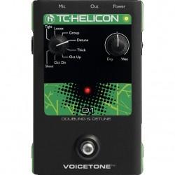 PEDALE VOCE TC HELICON VOICETONE D1