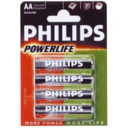 POWERLIFE STILO PHILIPS LR6P4B/10 ( sostituisce LR6PB4C/10 )