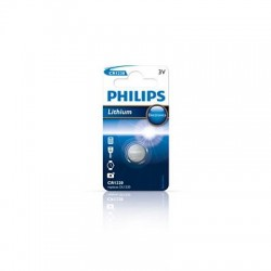 PHILIPS LITHIUM BUTTON CR1220/00B