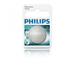 PHILIPS LITHIUM BUTTON CR2430/00B