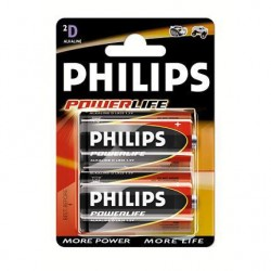 PHILIPS POWERLIFE TORCIA LR20P2B/10 ( sostiuisce LR20PB2C/10 )