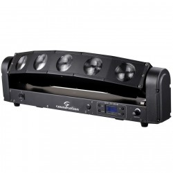 BARRA MOBILE LED SHOW BEAM SOUNDSATION 32w*5 BEAM-ARC5-32W 4in1