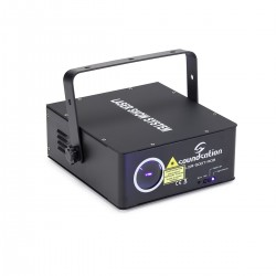 TEXT LASER SOUNDSATION LSR-500T-RGB 500mW RGB