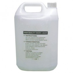 TANICA 5L LIQUIDO PER SNOW MACHINE SF5L