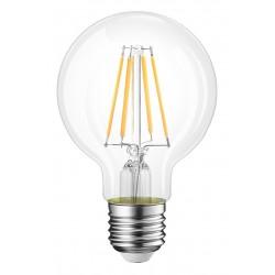 LAMPADA LED GLOBO BIANCO CALDO WAPA 8W G125