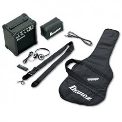 ELECTRIC GUITAR PACK IBANEZ IJRG200-BL