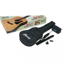 ACOUSTIC PACK IBANEZ V50NJP-VS VINTAGE SUNBURST